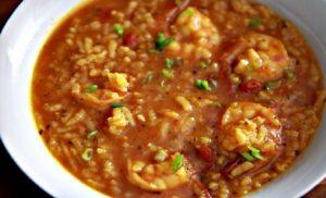caldo de camarones estilo puerto rico