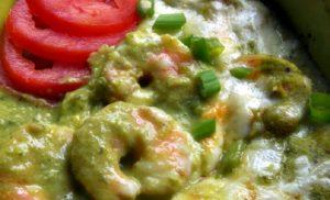receta de camarones culichi