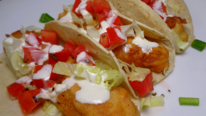 Tacos de Pescado CAPEADOS sin Cerveza